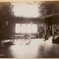 Interior Vailima